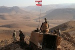 کشف موشک ضدهواپیما از مخفیگاه داعش در لبنان