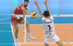 Iran U23 volleyball