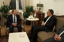 Iran, Lebanon stress coop. on settling regional issues