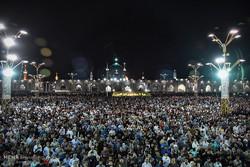 وداع با هشت شهید در شب شهادت امام جواد (ع)
