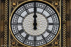 توقف ساعت بیگ بن در لندن