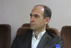 جعفر ملکی  قائم مقام مدیر عامل سازمان منطقه آزاد ارس در مرکز خداآفرین