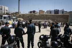 پلمب ۱۳مرکز تهیه و فروش مواد مخدر درحاشیه مشهد