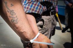 دستگیری ۵۳ معتاد متجاهر طی یک هفته اخیر در دماوند