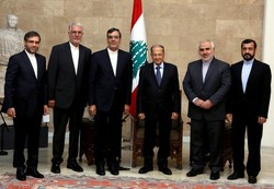 Iran, Lebanon reaffirm support for Syria talks