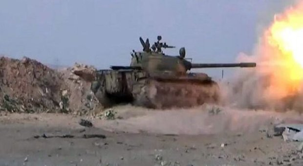 Syrian army establishes control over strategic hill in Hama