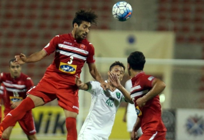 Iran's Persepolis storm back to draw with Al Ahli of Saudi Arabia