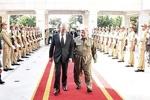 وزیر دفاع آمریکا با مسعود بارزانی دیدار کرد