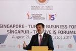 مبادلات ترکیه و سنگاپور به ۲ میلیارد دلار میسد