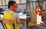 بازسازی صحنه سرقت مسلحانه طلافروشی در تهران