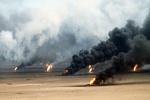 داعش چاههای نفت اطراف تلعفر را به آتش کشید