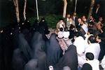 بیانات رهبر معظم انقلاب در دیدار با خانواده شهید لاجوردی