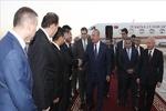 وزیر خارجه ترکیه وارد اربیل شد