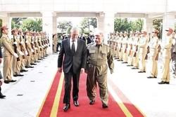 Barzani, ABD Savunma Bakanı'yla görüştü