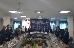 مراسم تحلیف پنجمین دوره شورای اسلامی شهر اصفهان برگزار شد