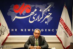 Endonezya'nın İran Büyükelçisi, Mehr'i ziyaret etti