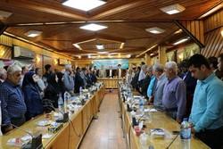 مراسم تحلیف اعضای شوراهای شهر و روستای شهرستان انزلی برگزار شد