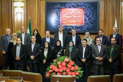 نخستین جلسه رسمی شورای شهر پنجم