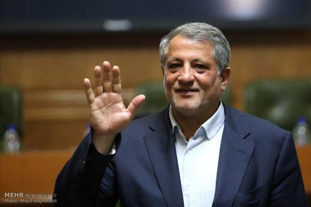 محسن هاشمی برای نوبت چهارم رئیس شورای شهر پایتخت شد