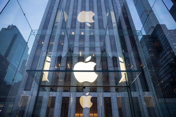 اپل نمایشگر تولید می کند