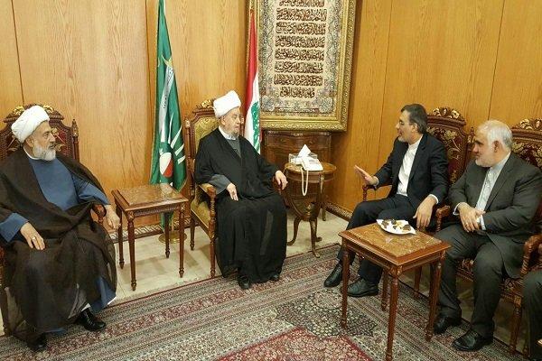 Iran guarantee for Islamic world, nations