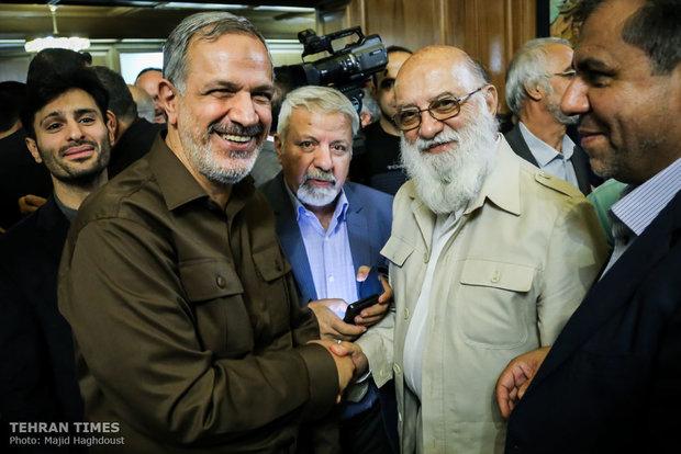 Tehran City Council takes office