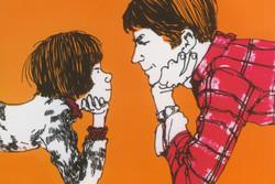 رامونا و پدرش