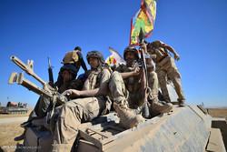 داعش در محاصره نیروهای عراقی
