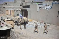 العراق.. مقتل ستة ارهابيين من تنظيم داعش في عمليات تطهير الحويجة