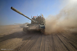 Iraqi forces dispatched to the Iraq-Syria border