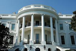کاخ سفید بعد از تعمیرات