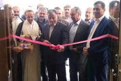 آئین افتتاح متمرکز پروژههای هفته دولت در گرگان برگزار شد