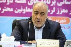 شب گذشته ۱۰ هزار زائر اربعین در استان کرمانشاه اسکان یافتند