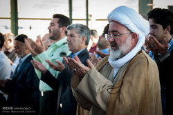 نماز جمعه - عباس امینی امام جمعه شاهرود