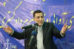 سید علیرضا آوایی وزیر دادگستری