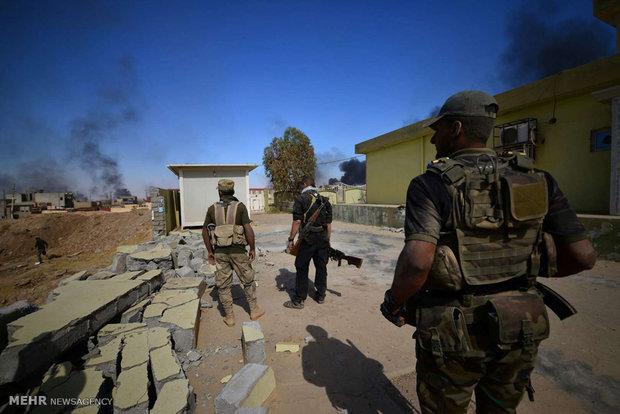 """قوات الأمن العراقية تقتل انتحاريين من """"داعش"""" في محيط الرمادي"""