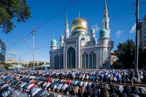 مسجد روسیه