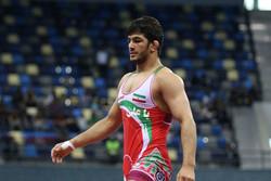 İranlı güreşçi Hasan Yazdani bronz madalya için yarışacak