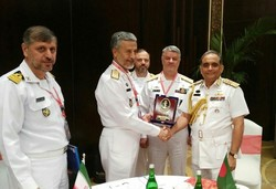 Navy commander meets with Bangladeshi counterpart