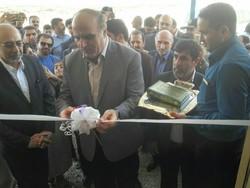 افتتاح مجموعه دومنظوره ورزشی آموزشی برکت در روستای بان زرده