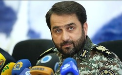 Fifty million passengers fly over Iran airway: commander