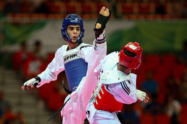 Two taekwondoka to join Iran's caravan in Wuxi