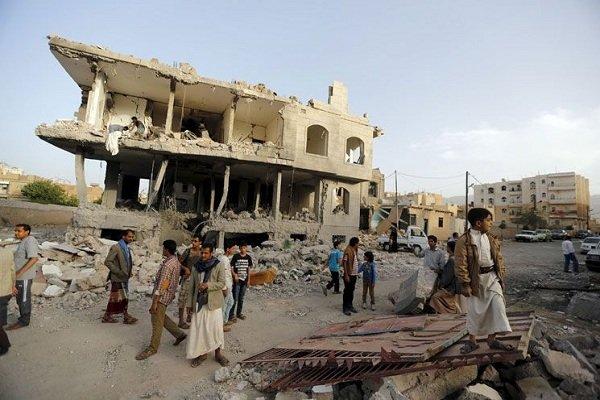 14 civilians killed in Saudi coalition air strikes on Yemeni capital