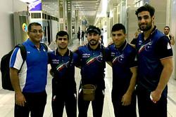 تیم ملی جودو ایران