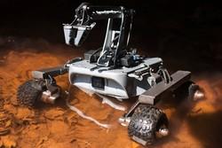 مریخ نورد در کره زمین