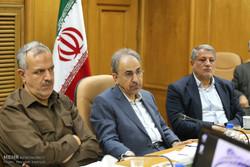 جلسه شورای معاونین شهرداری تهران با حضور دکتر نجفی شهردار
