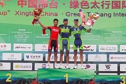 دوچرخه سواری پیشگامان تور سینکتای چین