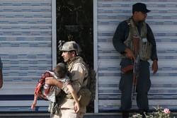 حمله به مسجد امام زمان عج کابل