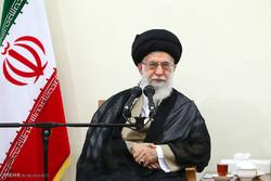 دیدار رئیس جمهور و هیأت دولت با رهبر انقلاب