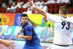 شکست تیم هندبال گچساران برابر نماینده قطر